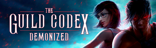 The Guild Codex: Demonized — Urban Fantasy series by Annette Marie