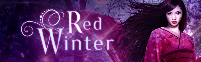 Red Winter: Fantasy Trilogy by Annette Marie