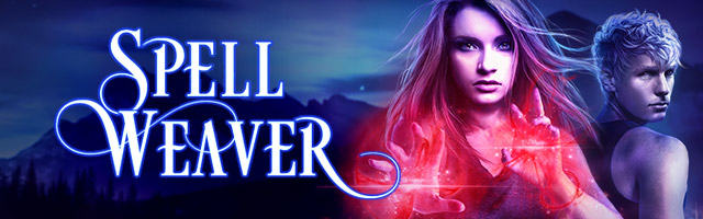 Spell Weaver — Urban Fantasy series by Annette Marie